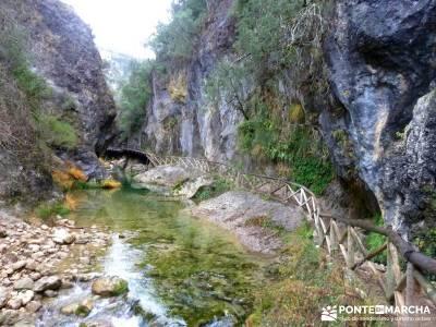 Cazorla - Río Borosa - Guadalquivir; batuecas la alpujarra granadina la isla bonita la palma